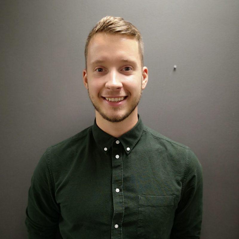 Krisztian Szabo, Account Executive